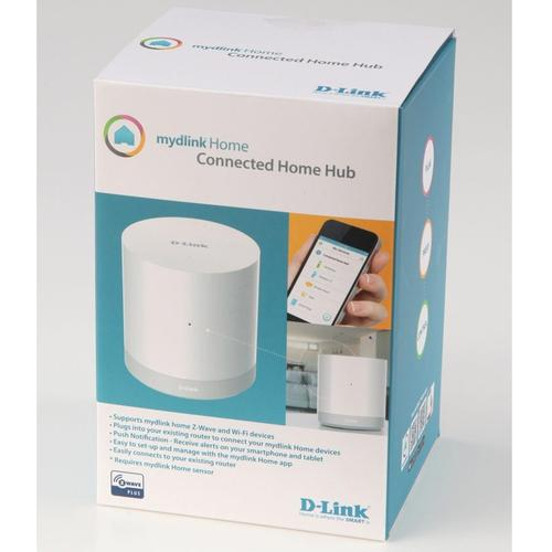 D-Link drahtlos verbundener Home-Hub (DCH-G020) - Weiß