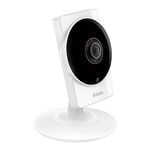 D-Link Wireless Home Panoramic HD WiFi Camera (DCS-8200LH) - White