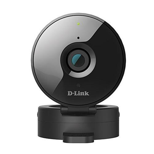 D-Link Wireless HD Tag / Nacht WiFi Kamera (DCS-936L) - Schwarz