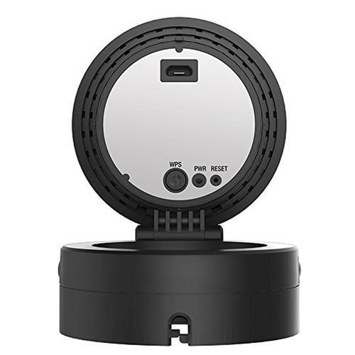 D-Link Wireless HD Day/Night WiFi Camera (DCS-936L) - Black