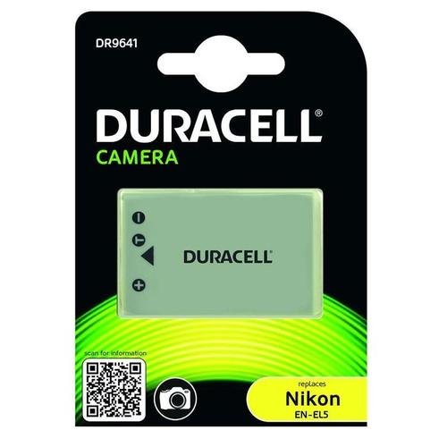 Duracell Nikon EN-EL5 Camera Battery