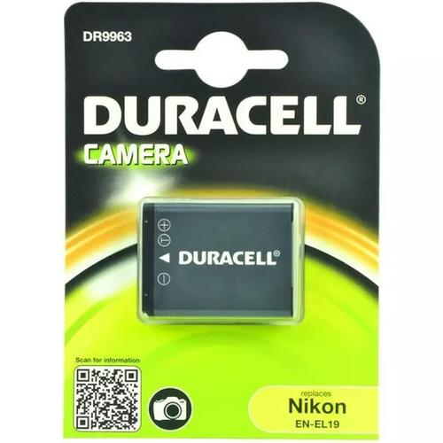Duracell Nikon EN-EL19 Camera Battery
