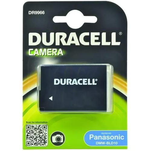 Duracell Panasonic DMW-BLD10E Camera Battery