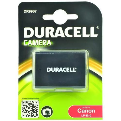 Duracell canon lp e10 camera battery 1399 free delivery mymemory duracell canon lp e10 camera battery fandeluxe Choice Image