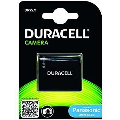 Duracell Panasonic DMW-BLE9 Camera Battery