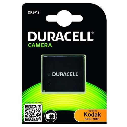 Duracell Kodak Camera Battery (KLIC-7001)