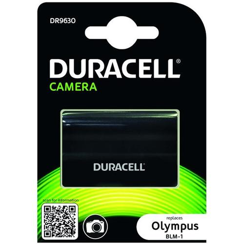 Duracell Olympus BLM-1 Camera Battery