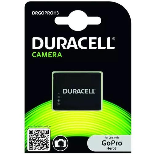 Duracell GoPro Hero 3 Battery
