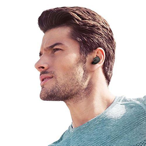 Utopia 360 Truly Wireless Pro Earbuds - Black