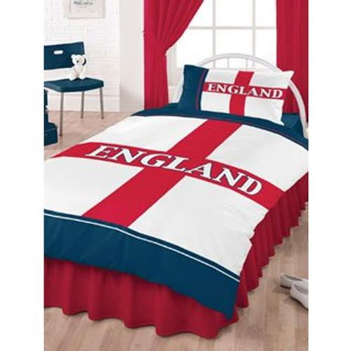 Official England Childrens Bedding Single