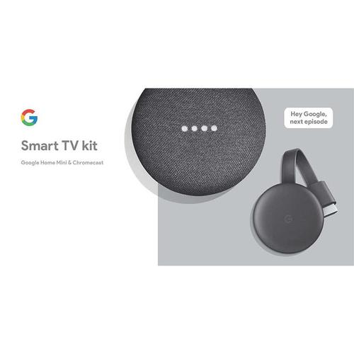 Google Chromecast 3rd Generation - Charcoal