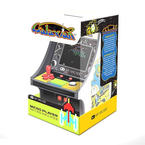 My Arcade Retro Micro Player: Galaxian