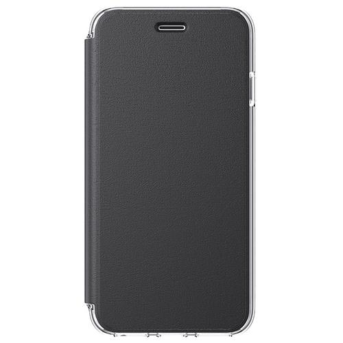 Griffin Reveal iPhone 6 / 6S / 7 Wallet Case - Black / Clear