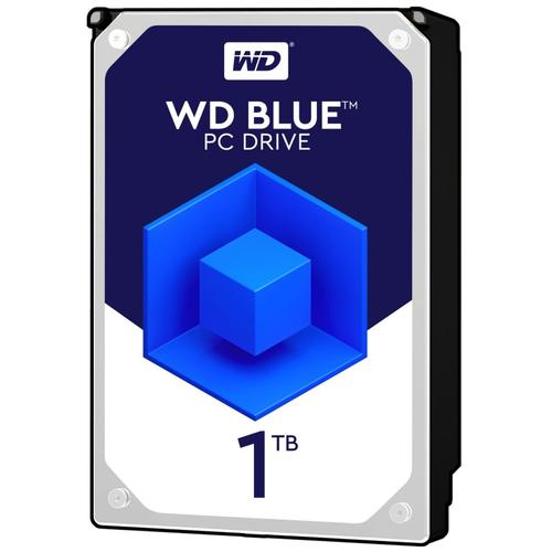 "WD Blue 1TB 7200rpm 3.5"" Internal SATA Mobile HDD"