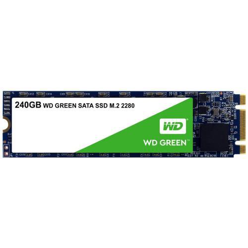 WD Green 240GB SATA III M.2 Internal SSD