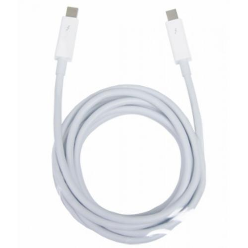Apple Thunderbolt Cable - 0.5M - White (Official)