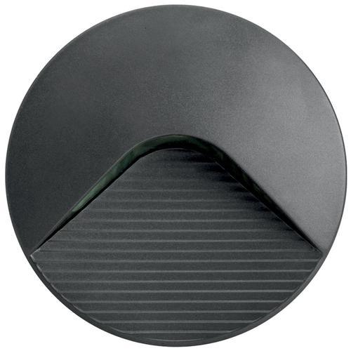 Integral Outdoor PathLux Step Surface Light 2.2w (90lm) 3000K - Dark Grey