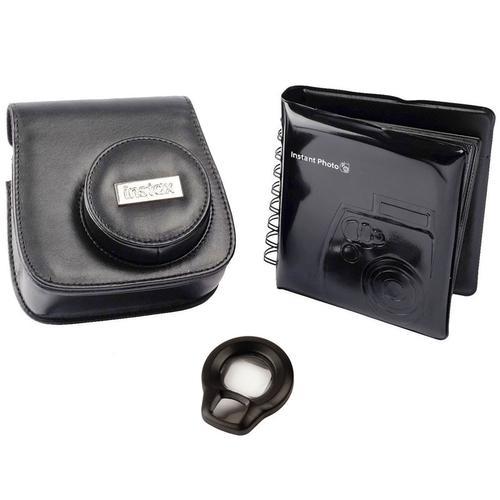 Instax Mini 8 Accessory Kit - Black