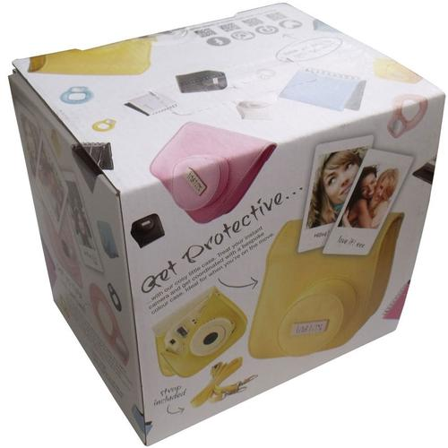 Instax Mini Accessory Kit - Pink