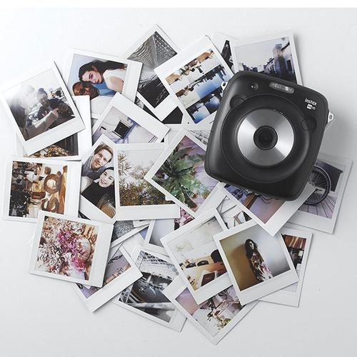 Instax Square Film - White (20 Pack)