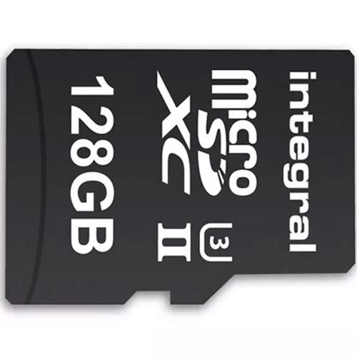 Integral 128GB UltimaPRO-X2 V60 Micro SD Card (SDXC)  UHS-II U3 - 280MB/s