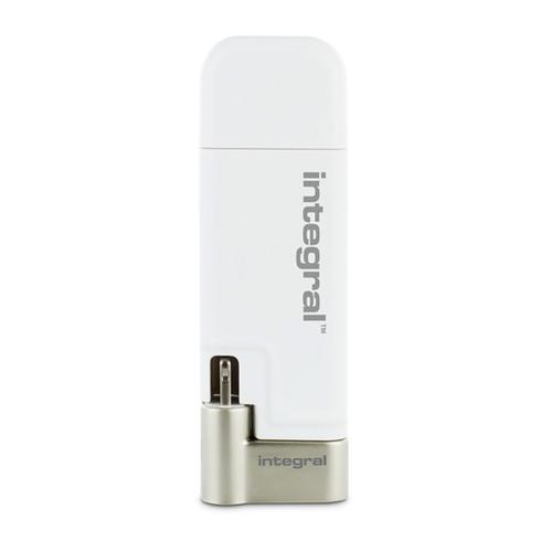 Integral 32GB iShuttle iPhone-iPod USB 3.0 Flash Drive