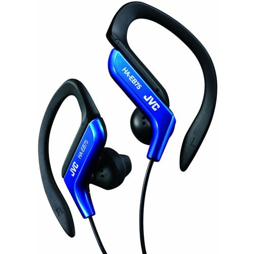 JVC Sports Headphones - Blue (HA-EB75)