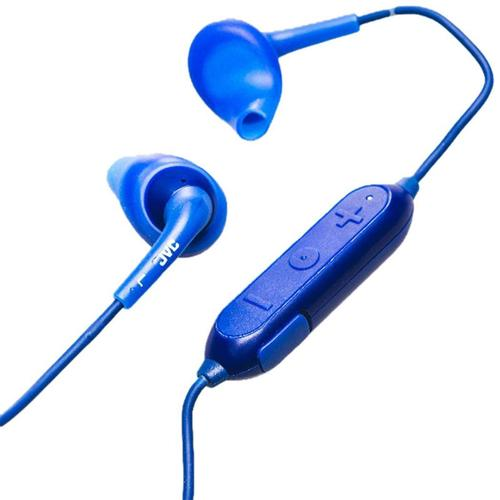 d85aca64f51 JVC Gumy Sports Wireless In Ear Headphones - Blue £21.99 - Free Delivery |  MyMemory