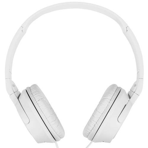 JVC Powerful Bass On-Ear Headphones - White