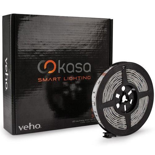 Veho Kasa Wireless Bluetooth Smart LED Light Strip - (3M)