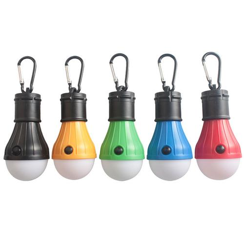 Portable Led Outdoor Camping Light Bulb Battery Powered 397