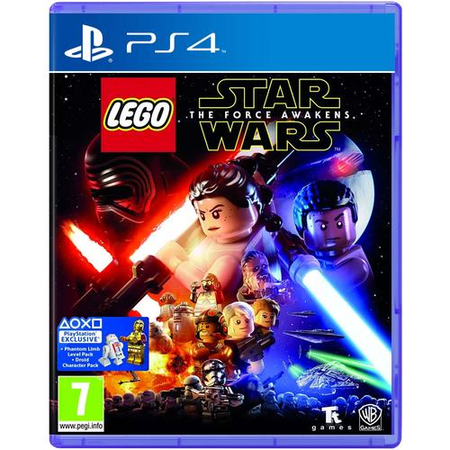 LEGO Star Wars: The Force Awakens (Sony PS4)