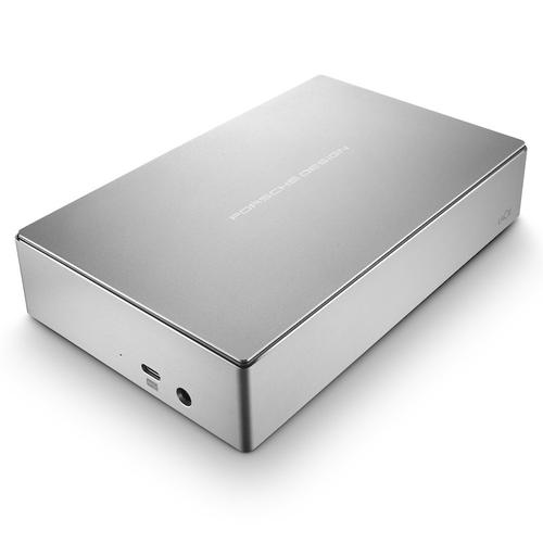 LaCie Porsche Design 4TB Desktop HDD USB Type-C 5Gb/s