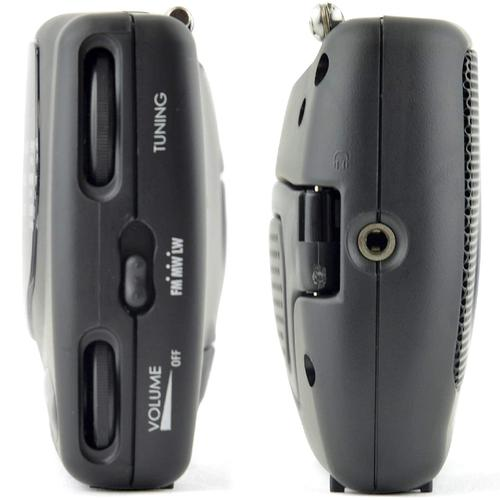 Lloytron Sports Live 3 Band Personal Radio