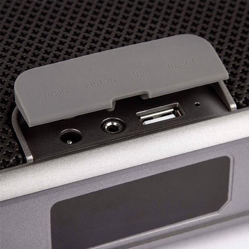 Veho M-7 Mode Retro Wireless Bluetooth Water Resistant Speaker