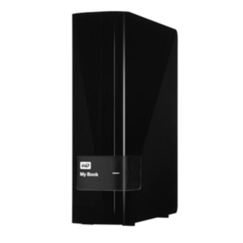 "WD 10TB My Book 3.5"" USB 3.0 Desktop Storage Hard Drive External - Black"