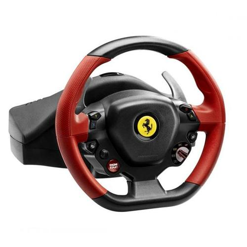 Thrustmaster Ferrari 458 Spider Racing Wheel for Xbox One