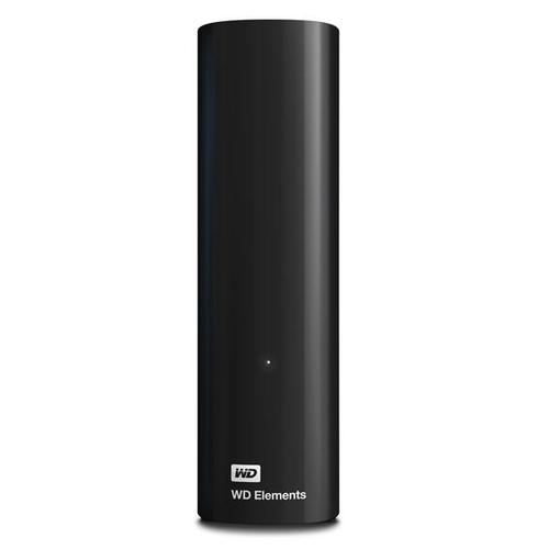 "WD 3TB Elements Desktop HDD 3.5"" External Hard Drive USB 3.0 - Black"