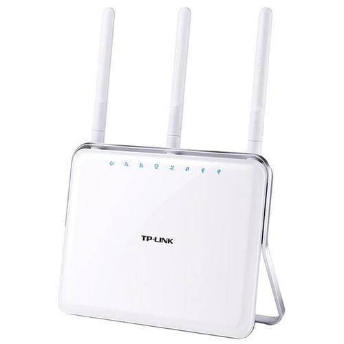 TP-Link Archer C9 AC1900 1300Mbps (5GHz) 600Mbps (2.4GHz) Dual-Band Wireless Gigabit Router White (V1.0)