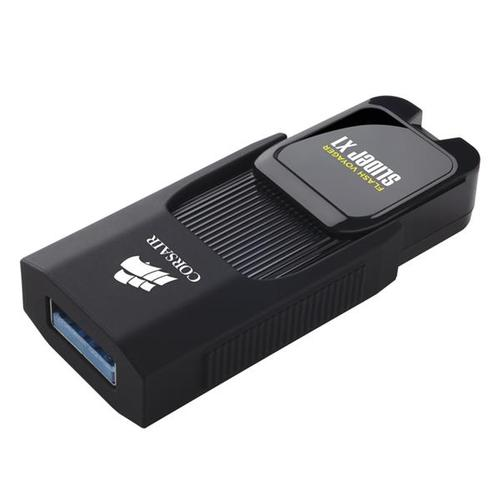 Corsair 256GB Flash Voyager Slider X1 USB 3.0 Flash Drive - 130MB/s