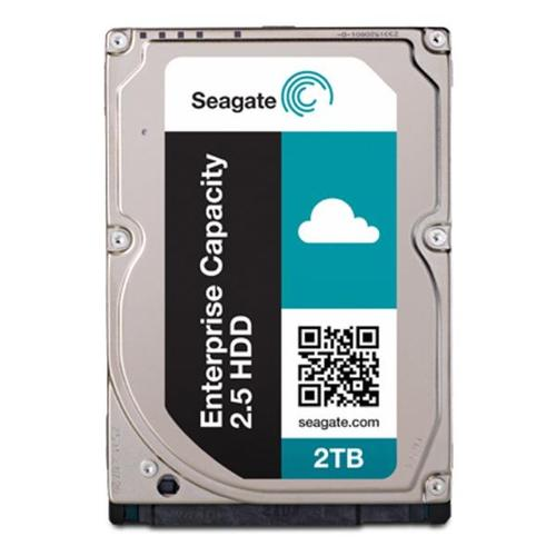 "Seagate 2TB Enterprise Hard Drive 6Gb/s SATA III 2.5"" Internal HDD - 512 Emulation"