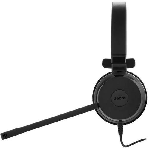Jabra Evolve 20 MS Corded Mono Headset with Microphone Microsoft Lync