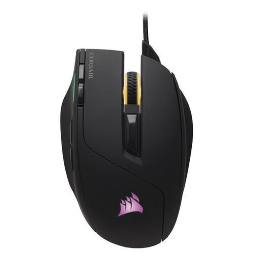 Corsair Gaming Sabre RGB Optical Gaming Mouse (Black)