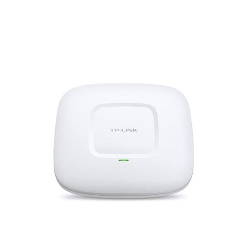 TP-Link AC1200 EAP225 867Mbps (5GHz) 300Mbps (2.4GHz) Wireless Dual Band Gigabit Ceiling Mount Access Point (White)