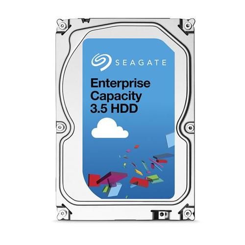 "Seagate 4TB Enterprise 3.5"" Hard Drive 12Gb/s SAS Internal HDD - Standard 512N"