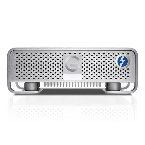 G-Technology 10TB G-Drive USB 3.0/Thunderbolt HDD Storage Solution - Silver -  245MB/s