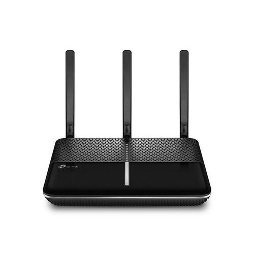 TP-Link Archer VR600 AC1600 1300Mbps (5GHz) 300Mbps (2.4GHz) Dual-Band Wireless Gigabit VDSL/ADSL Modem Router Black (V2.0)