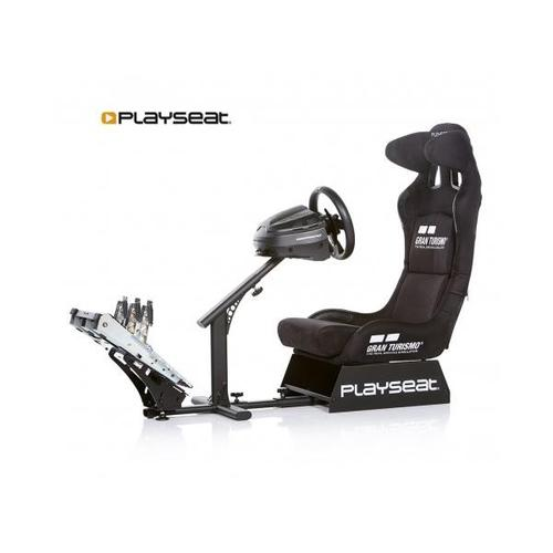 Playseat Gran Turismo Gaming Chair for PS2, PS3, PS 4, Xbox, Xbox 360, Xbox One, Wii, Wii U, PC and Mac - Black