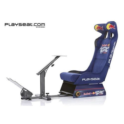 Playseat Evolution Red Bull GRC Gaming Chair for PS2, PS3, PS4, Xbox, Xbox 360, Xbox One, Wii, Wii U, PC and Mac - Blue