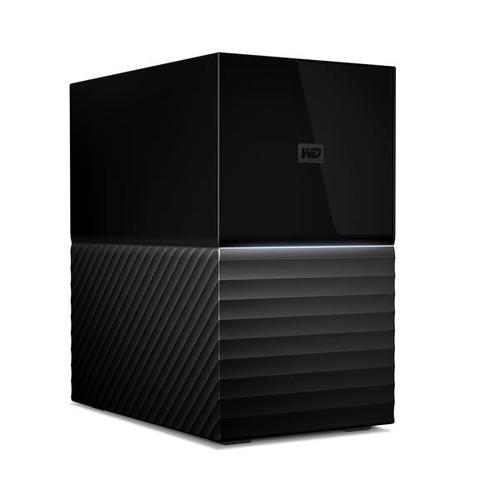 WD My Book Duo 16TB Desktop RAID Storage External HDD USB 3.1